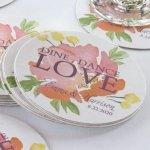 Floral Forever Coasters (Set of 25)