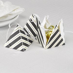Stripes Galore Favor Box (Set of 25) image