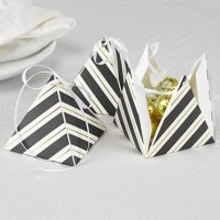 Stripes Galore Favor Box (Set of 25)