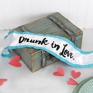 Drunk in Love Sash image