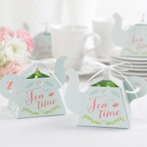 Tea Time Favor Box image