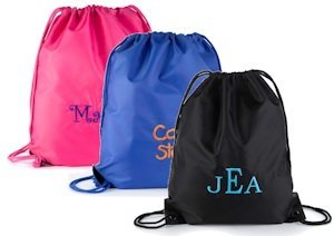 Custom Drawstring Backpack (3 Colors) image