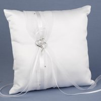 Heartfelt Whimsy Wedding Ring Pillow