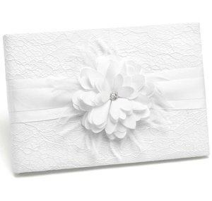 Layers of Lace Guest Book image