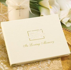 In Loving Memory Guest Book image