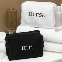 Mr. and Mrs. Travel Bags