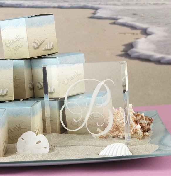 Seaside Jewels Beach Favor Boxes Set Of 25