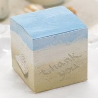Seaside Jewels Beach Favor Boxes (Set of 25)