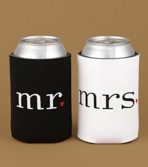Mr. & Mrs. Can Coolers image