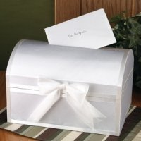 Treasure Chest Wedding Card Box