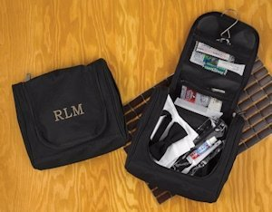 Classic Embroidered Travel Bag image