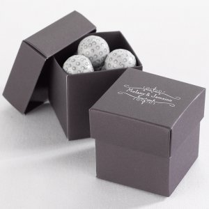 Mix and Match Personalized Raisin Favor Boxes (Set of 25) image