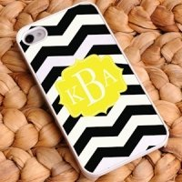 Personalized Chevron iPhone Cases - 9 Designs