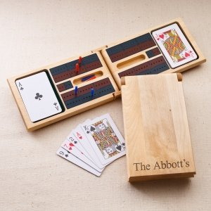 Personalized Cribbage Game image