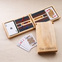 Personalized Cribbage Game