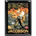 Personalized Fishing Guide Pub Sign