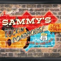 Personalized 'Roadhouse' Pub Sign