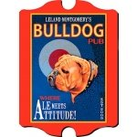 Personalized Ale Vintage Pub Sign