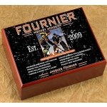 Personalized Hockey Academy Humidor