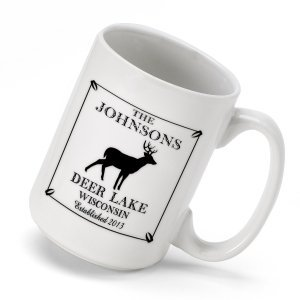Cabin Series Coffee Mug (15 oz.) image