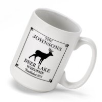 Cabin Series Coffee Mug (15 oz.)
