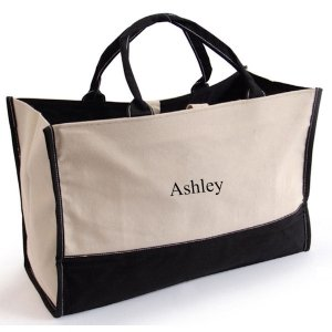 Personalized Small Tote 'Em Bag image