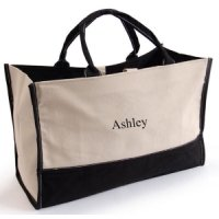 Personalized Small Tote 'Em Bag
