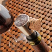 Personalized Buono Vido Wine Stopper