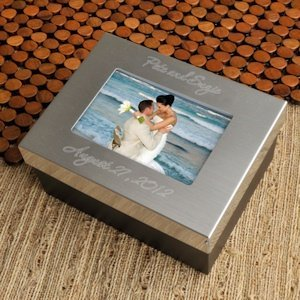 Personalized Memories Keepsake Box image
