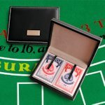 Card Shark Personalized Playing Card Case