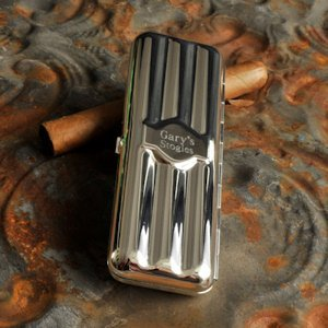 Personalized Travel Cigar Holder image