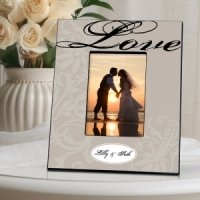 LOVE Couples Picture Frames (3 Colors)