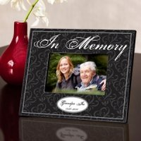 Personalized Memory Frame (4 Designs)