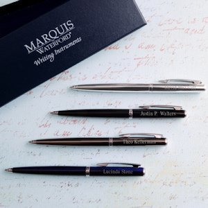 Personalized Waterford Ardmore Ballpoint Pens image