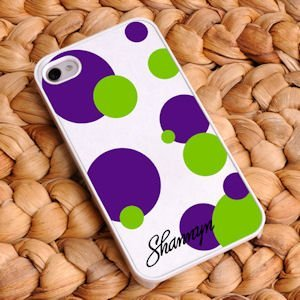 Personalized Brilliant Brights iPhone Cases - 10 Designs image