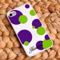 Personalized Brilliant Brights iPhone Cases - 10 Designs