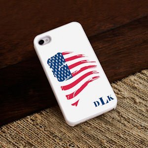 Personalized Flag iPhone Case image