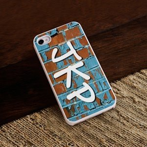 Graffiti Style Personalized iPhone Case image