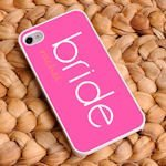 Personalized Bride iPhone Cases (3 Designs)