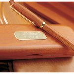 Engraved Pen & Case Gift Set