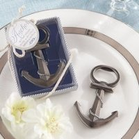 Anchor Nautical Theme Wedding Favor Bottle Openers