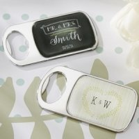 Rustic Themed Personalized Bottle Openers