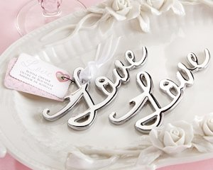 Love Bottle Opener Wedding Favor image