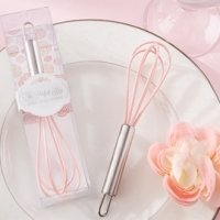 'The Perfect Mix' Pink Kitchen Whisk