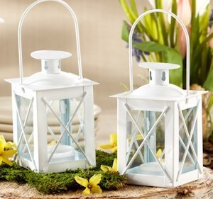 Luminous Mini-Lantern Wedding Favors image