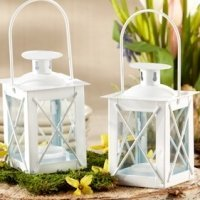 Luminous Mini-Lantern Wedding Favors