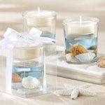 'Seashell' Gel Tealight Candle Holders