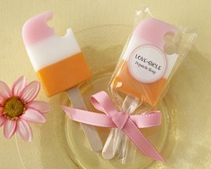 Love-Sickle Scented Popsicle Soap image