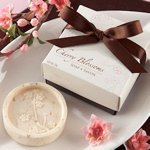Cherry Blossom Scented Soap Party Favors