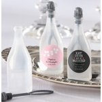 Personalized Wedding Bubble Bottles (set of 24)
